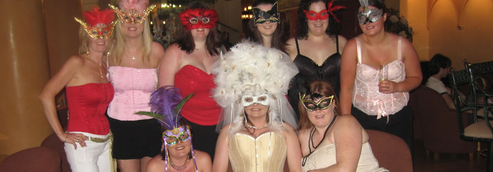Donna's Hen Party, Malaga