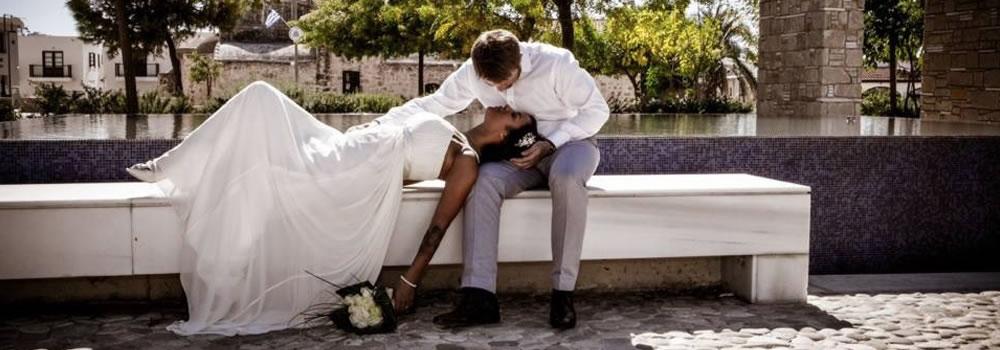 Emma & Dean's Cyprus Wedding