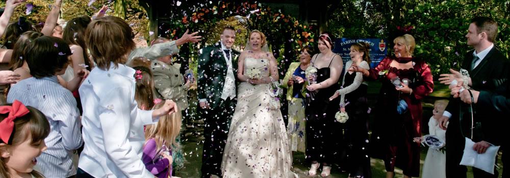 Kate & Allan's Wedding